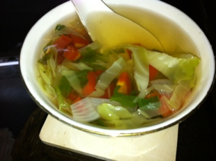 Clear Soup Recipe -