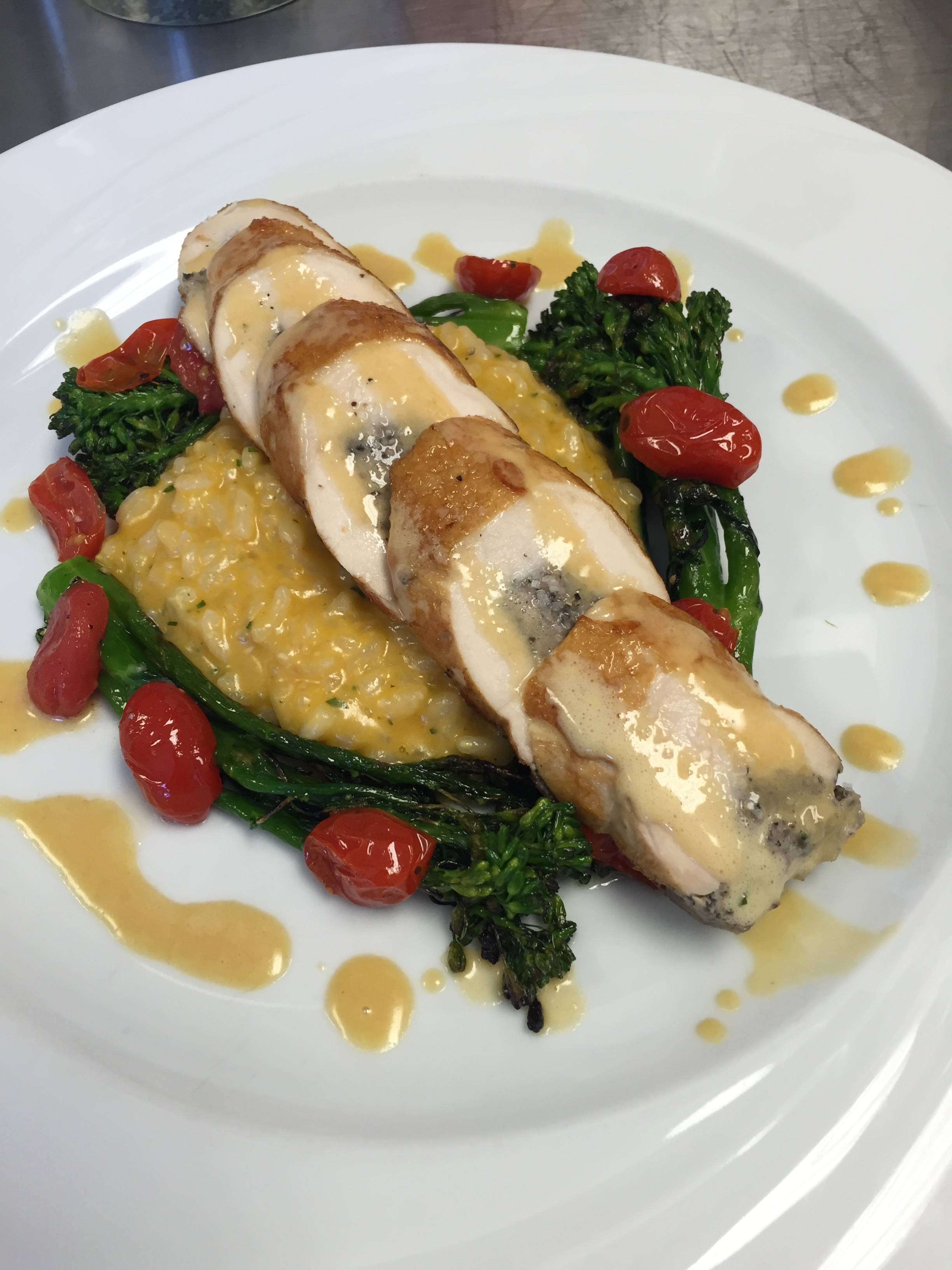 Roulade of Chicken