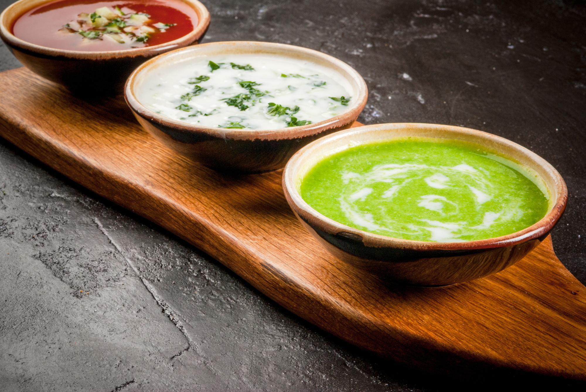 About Soups The Culinary Pro