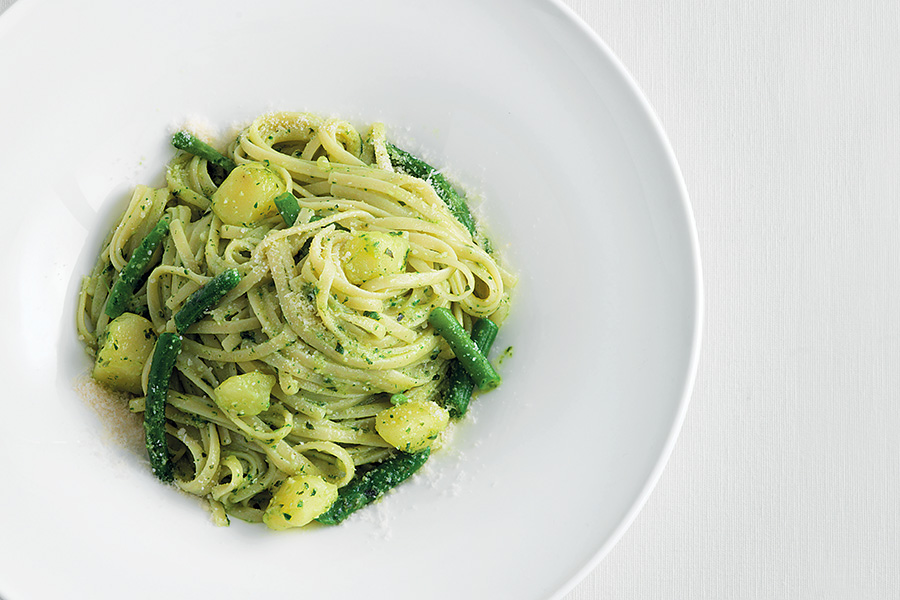 Secrets of the True Ligurian Pesto