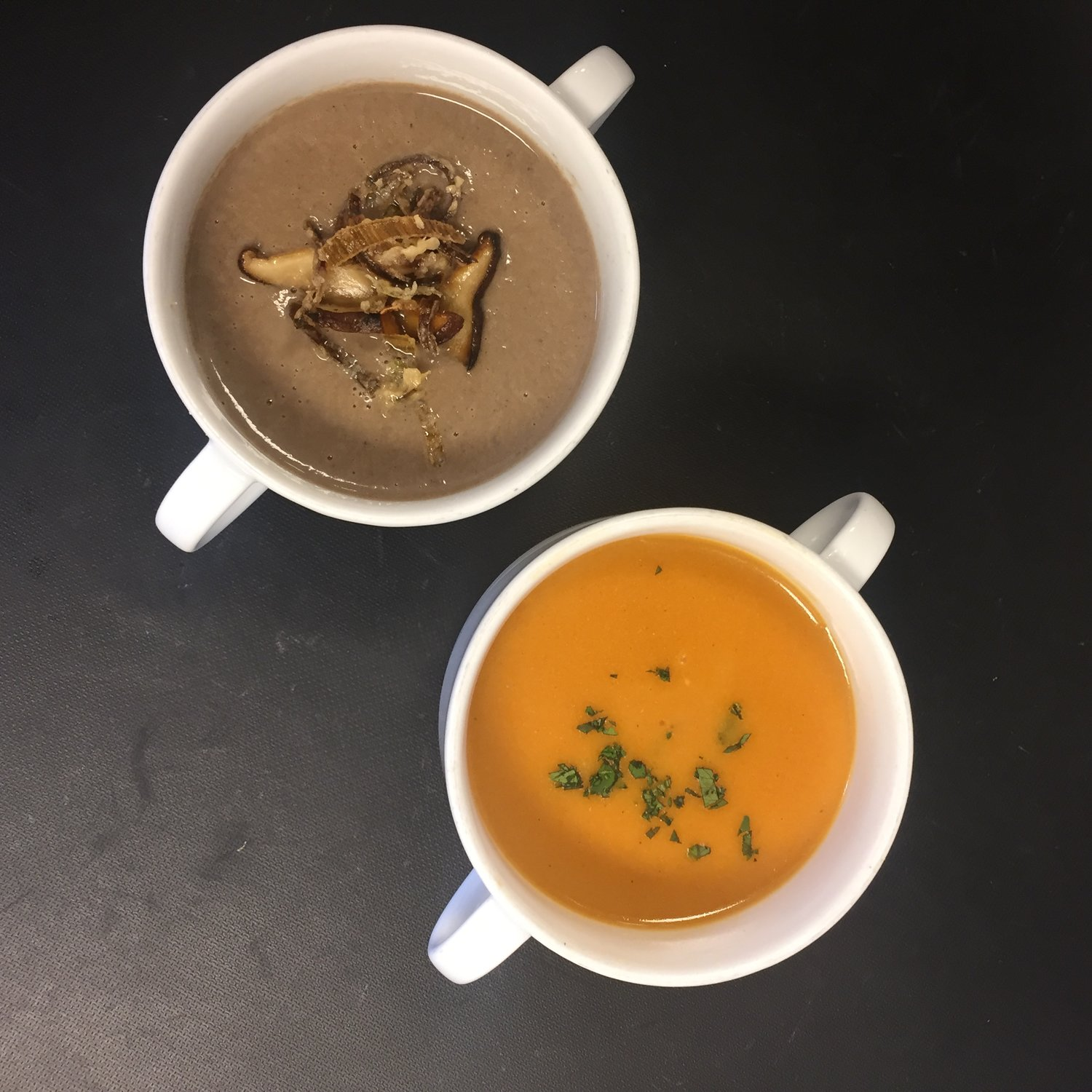 About Soups - Broth, Consomme, Cream, Puree & Bisque