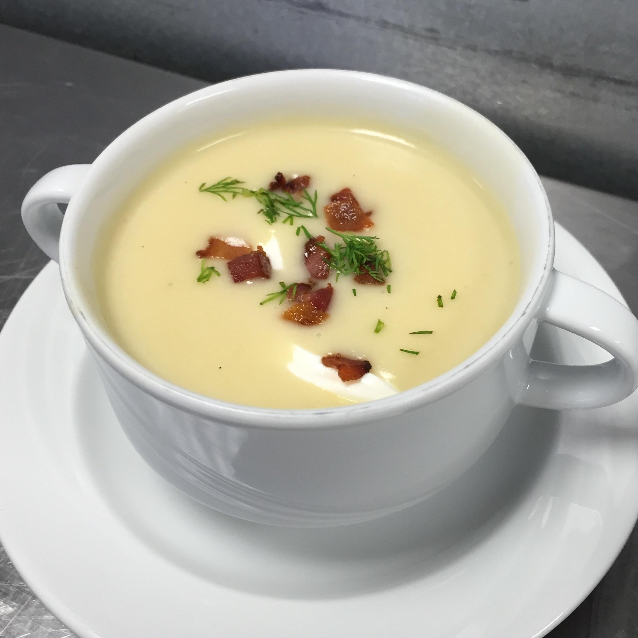 Cream Soup Recipe -