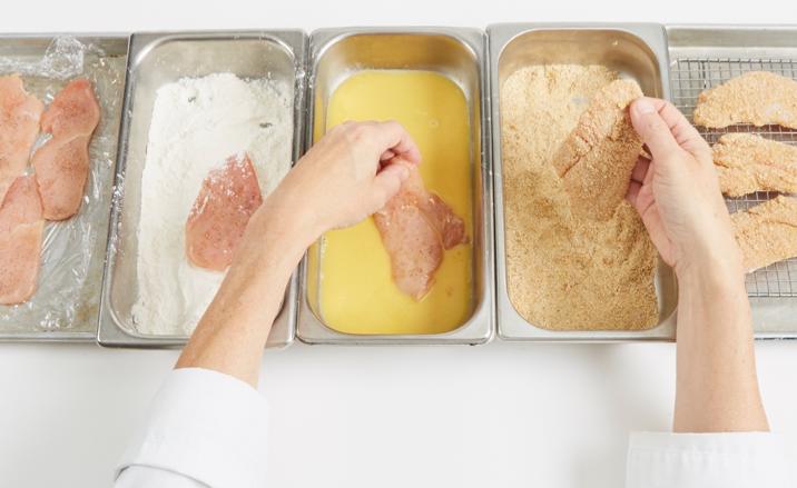 Breading -