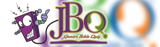 In Junior Bible Quiz, kids learn God's Word through memorization & competition!