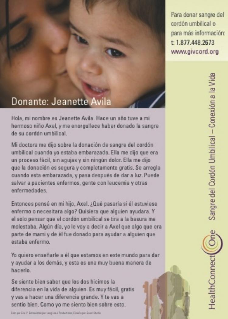 Jeanette & Axel/Spanish