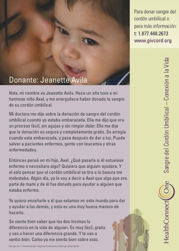 Jeanette & Axel/English