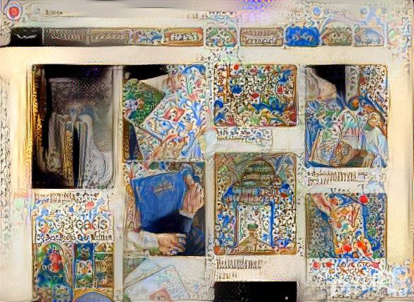 A Pinterest board on book arts as illuminated manuscript.
