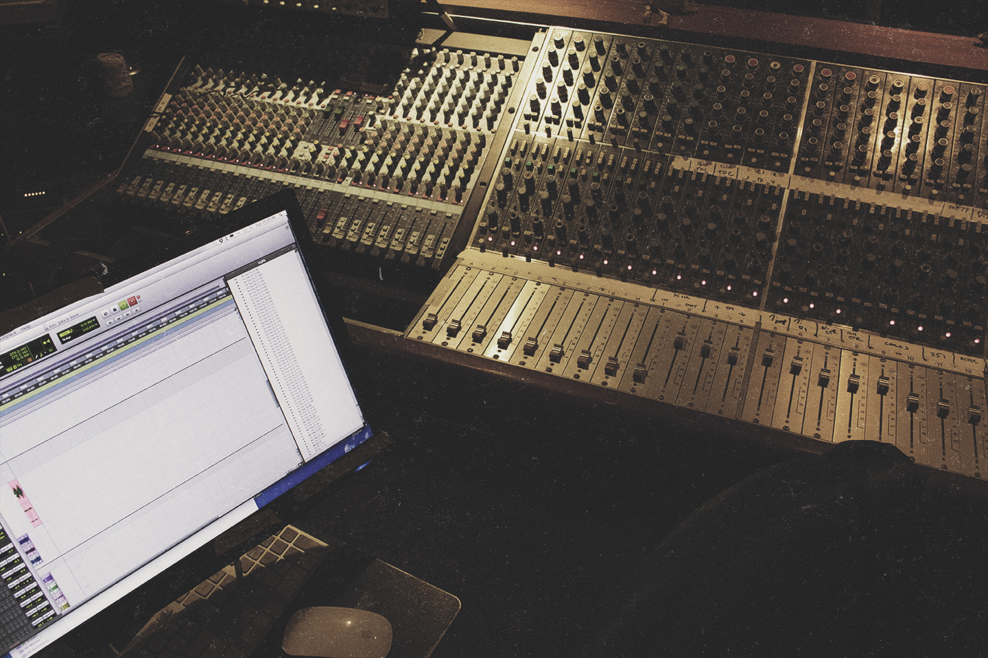 Throwing Snakes - Recording Console.jpg