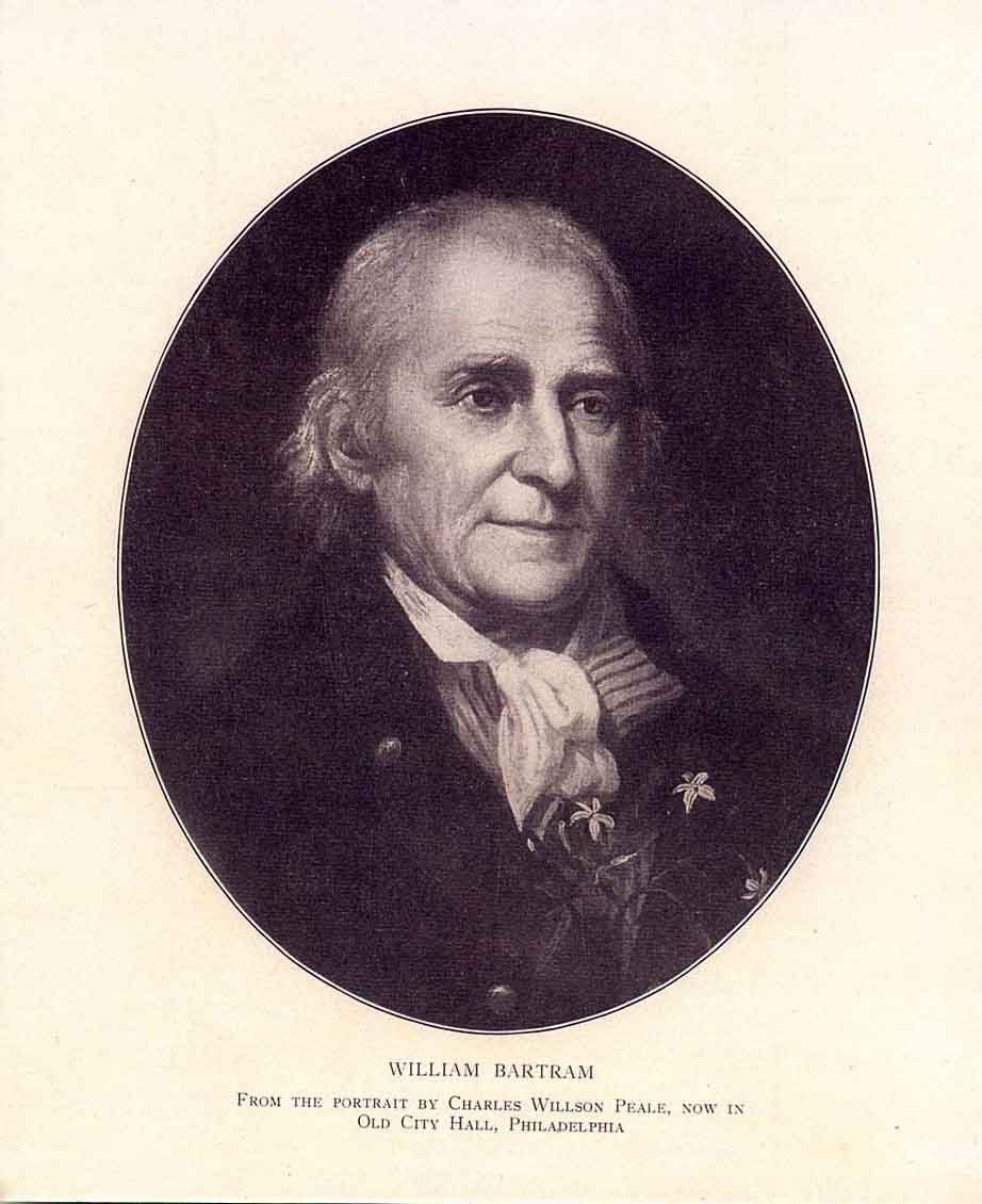 Cultivating the Wild William Bartram's Tavels documentary film television program donate PBS