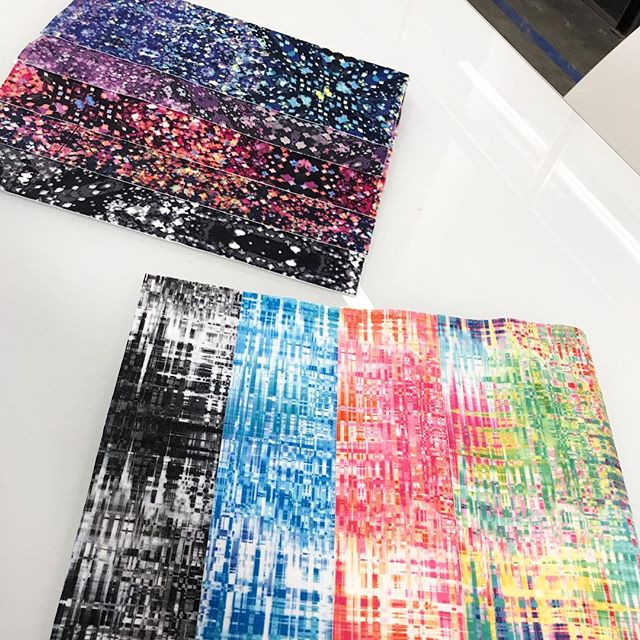 New minky prints!!! #dtlatextiledistrict #interiordesign #interiordesigner #fashion#sewingmachines #sew#quilting#minkyblankets#minky#minkyfabric #quilts #quilters #designers #throwback #colorful #beautiful #throws #fabric #dyi