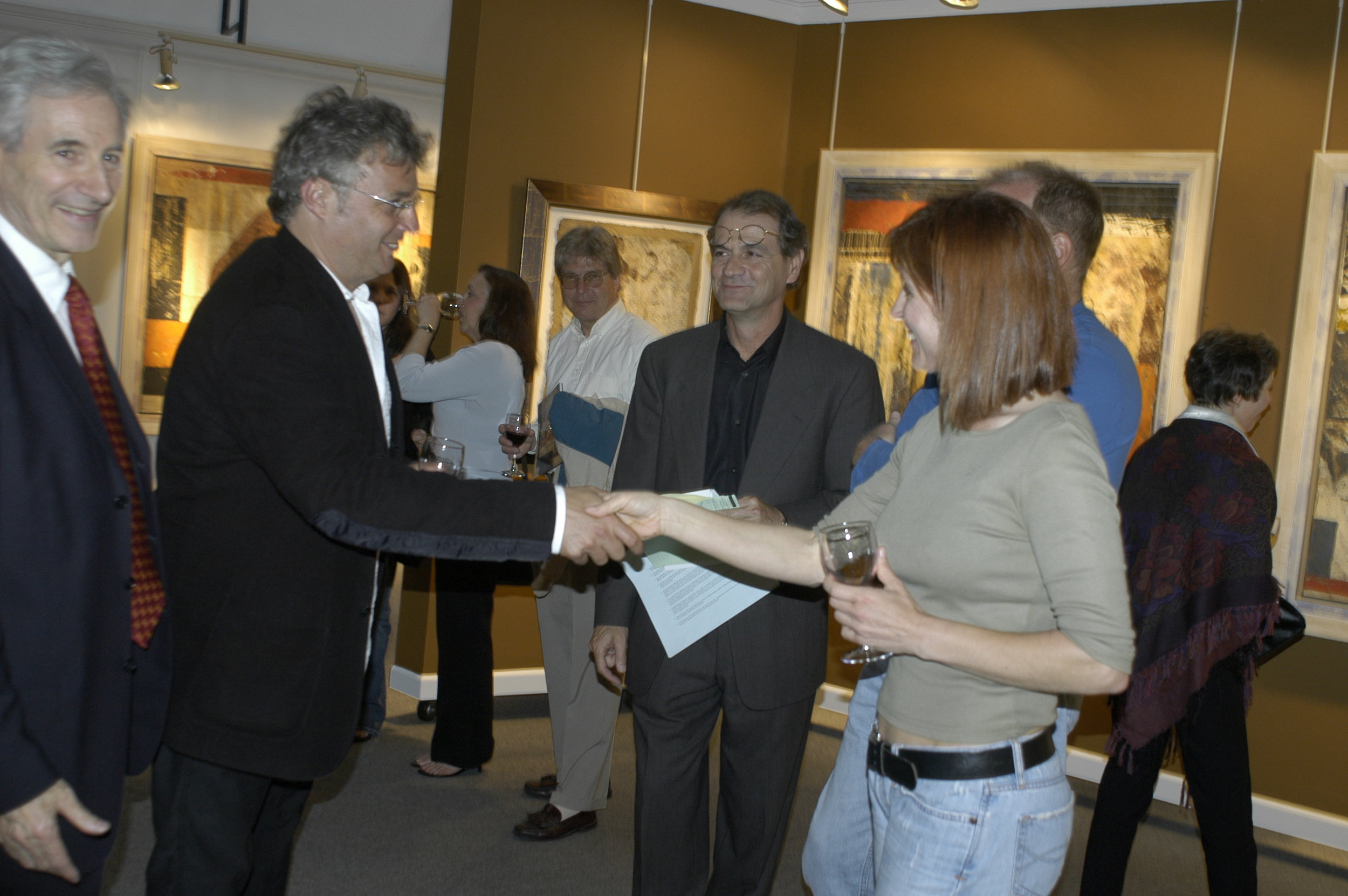 Sab Francisco Exhibition, 2006