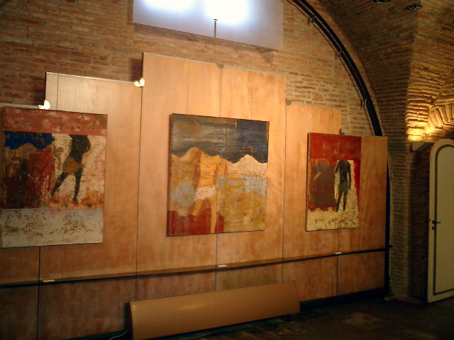 Musee Gaillac Exhibition, 2003