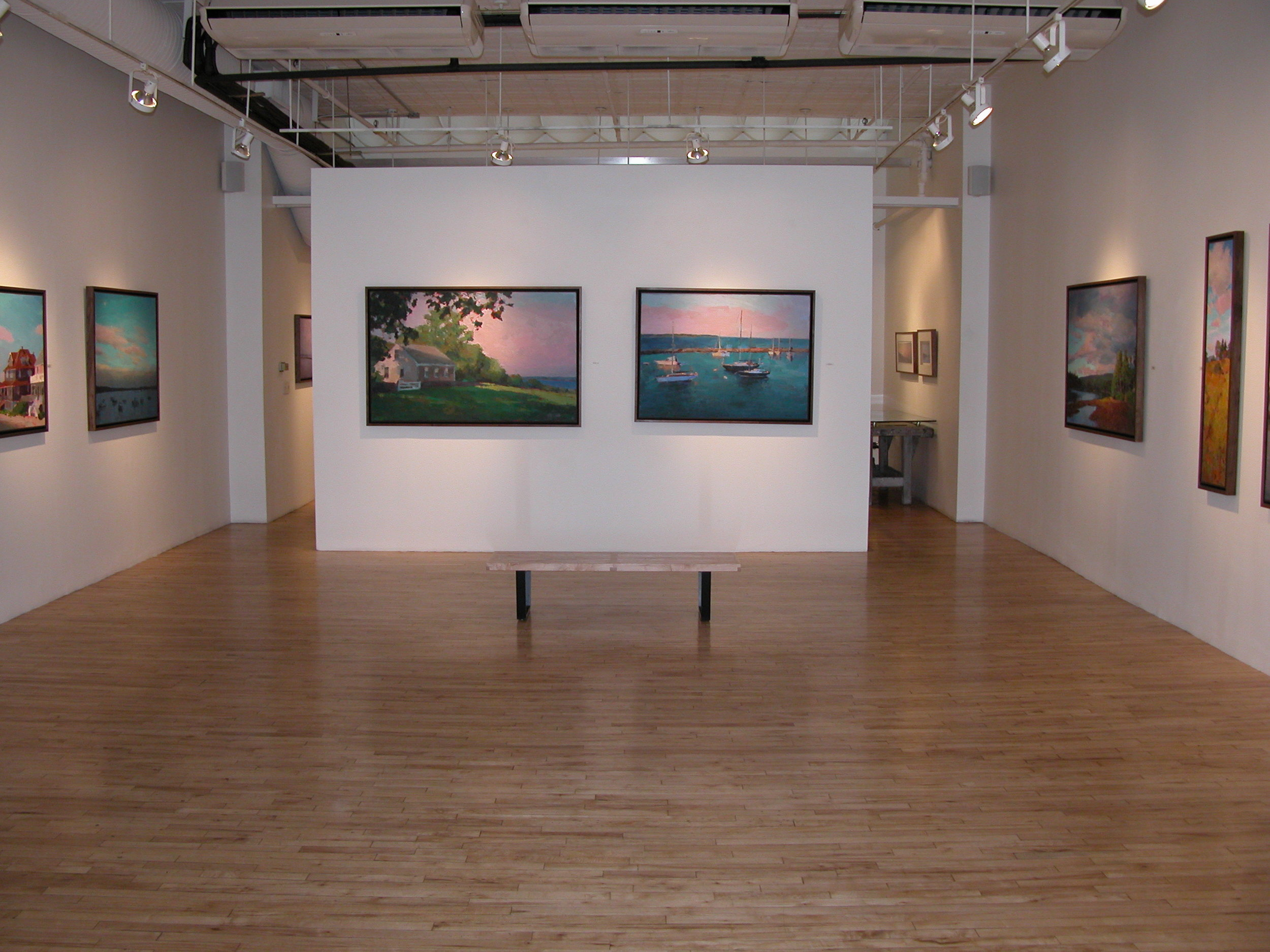 New York Exhibition, 2005