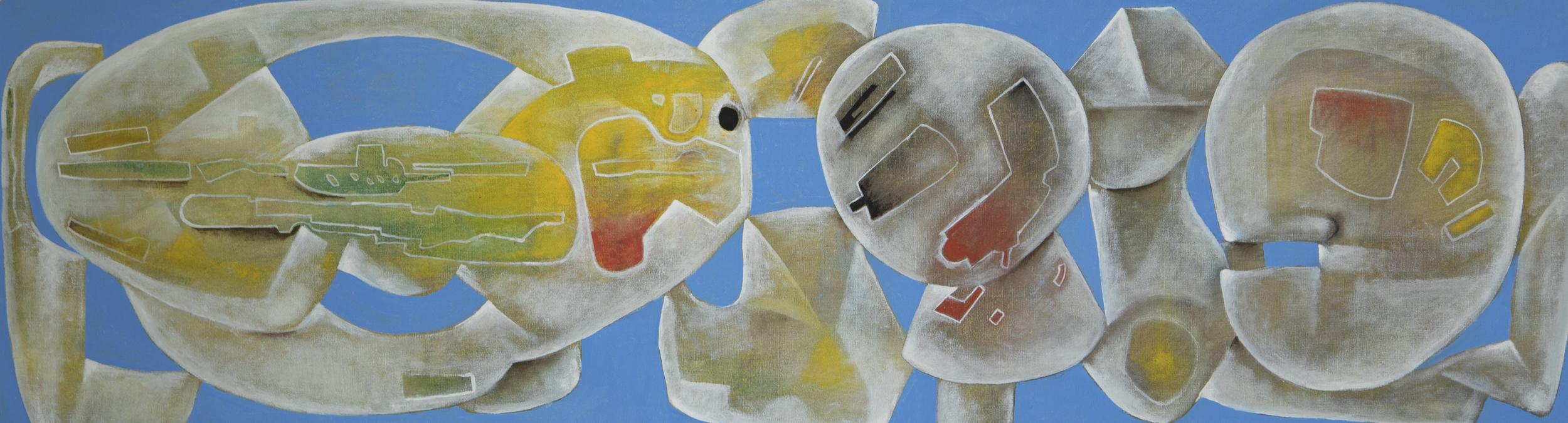 Eduardo Arranz-Bravo Exhibition: Biomorphism, February/March 2019