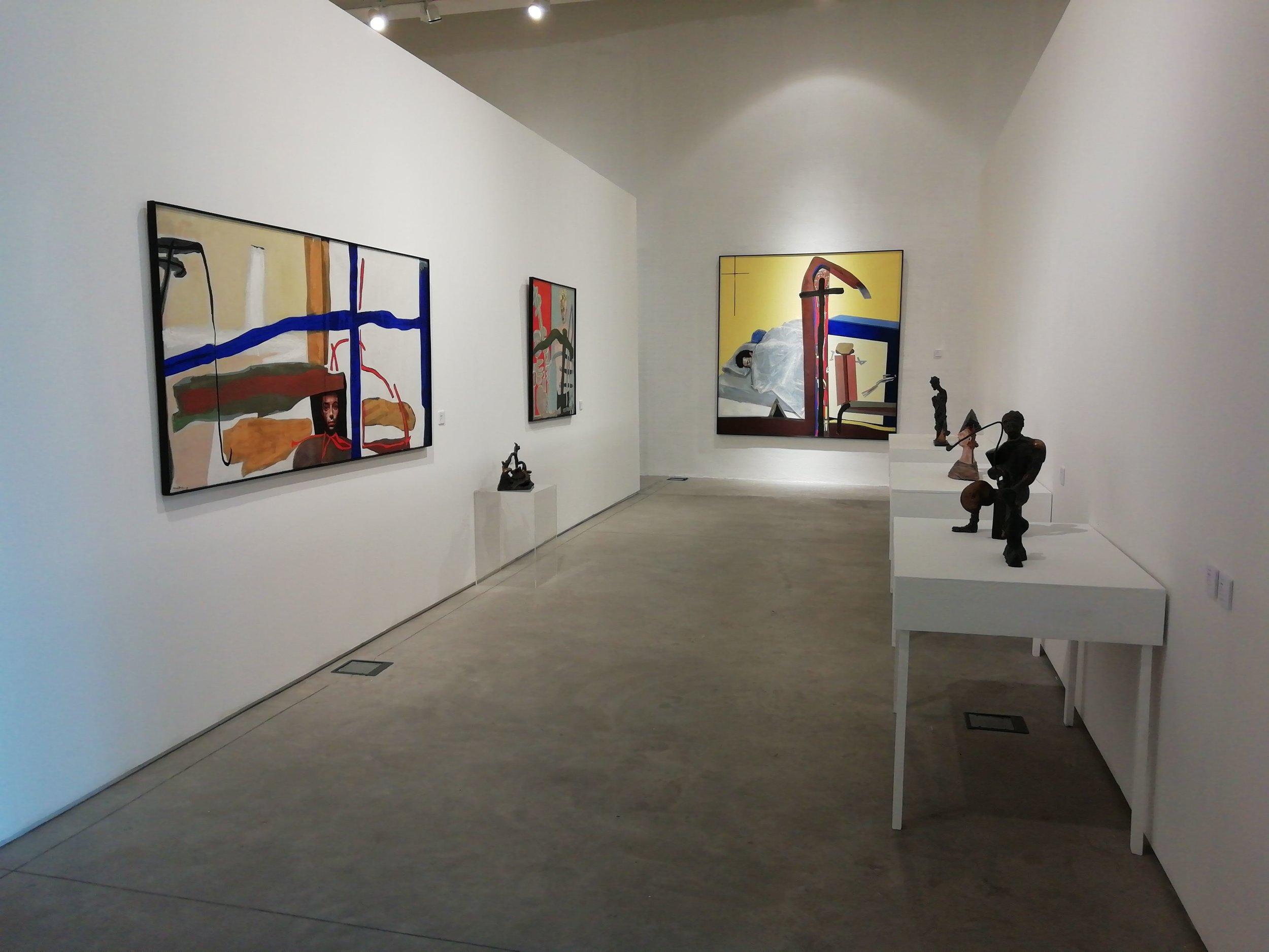 February-April 2019: Arranz-Bravo in Cadaquéz - an exhibition at the Arranz-Bravo Foundation