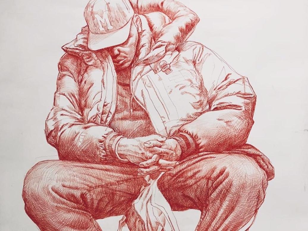 003_Guno_Park_MTA_Sleeper_RedPencil40x50inch.jpg