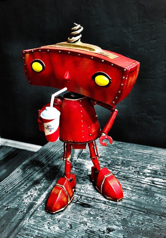BAD ROBOT / GOOD ROBOT