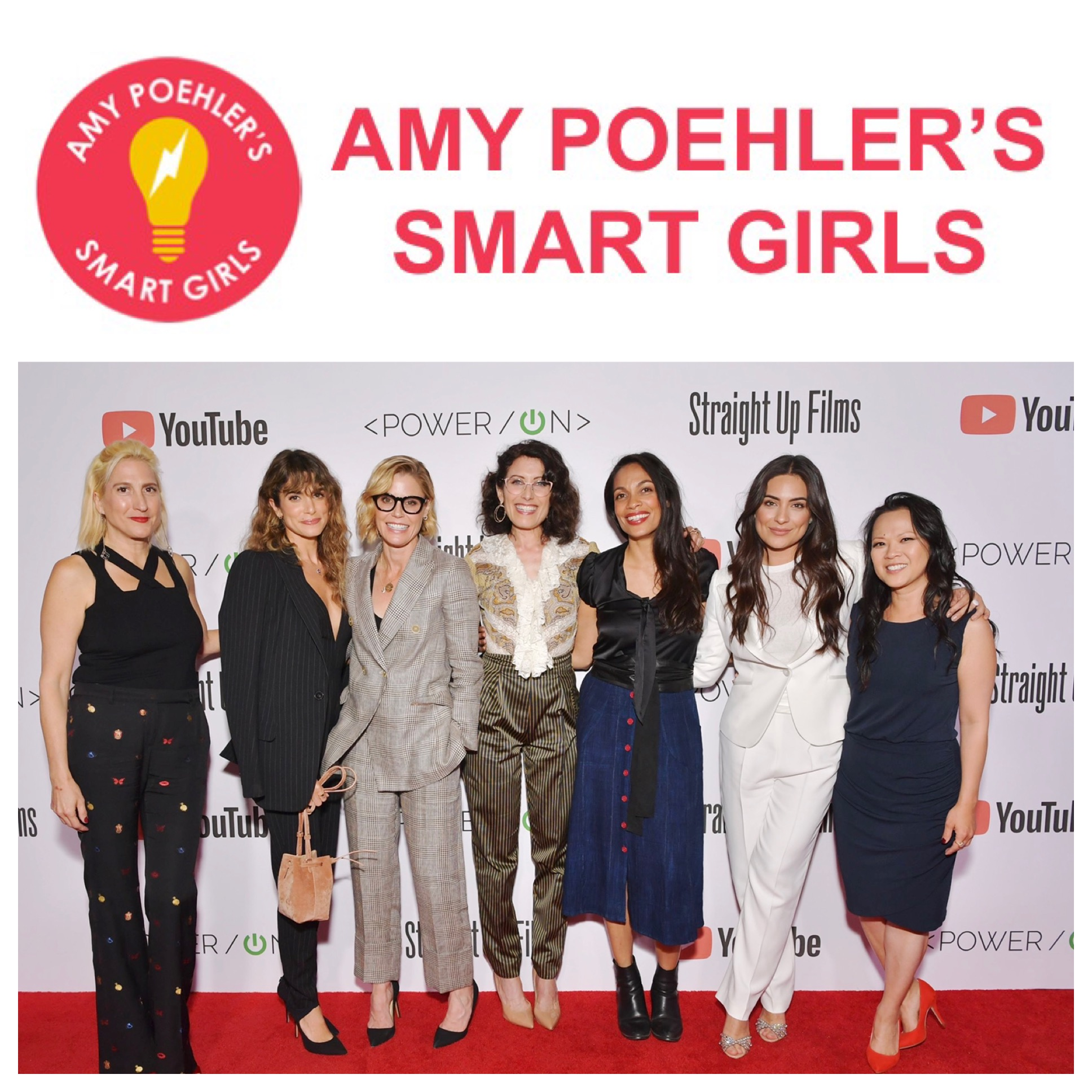 "- (Amy Poehler's Smart Girls, June 8, 2019) Power On: 5 Short Films Inspiring Girls to Pursue STEAM EducationSmart Girls' Meredith Walker sat down with Ngoc Nguyen producer of ""Power On,"" a collection of 5 short films that are meant to inspire more girls to pursue STEAM fields in school to discuss: representation, challenges, advice, and strategy. (Full Article.)"