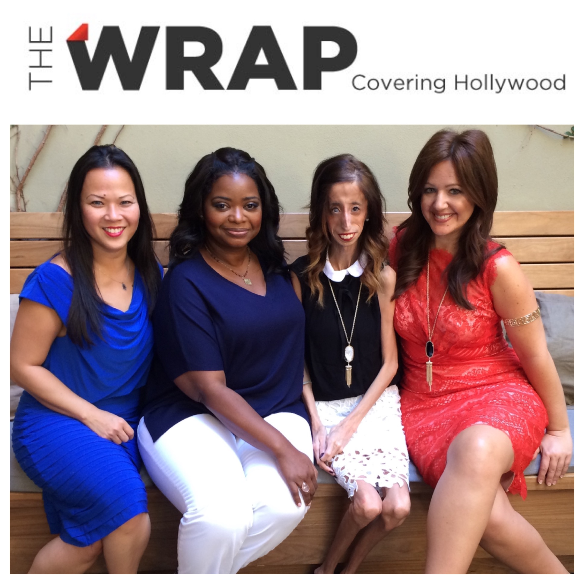 "- (The Wrap, September 16, 2015)Academy Award Winner Octavia Spencer Hosts Luncheon for ""A Brave Heart"" FilmmakersDuring Emmys week, the table talk was all"