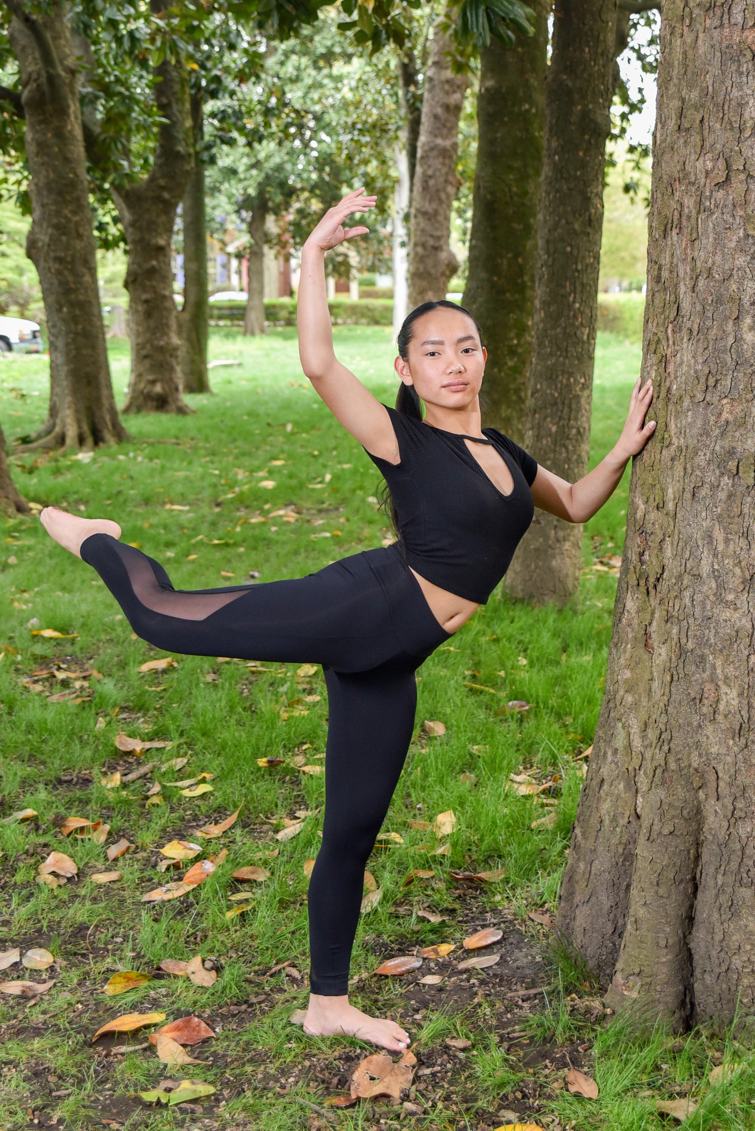 Teen Dancer