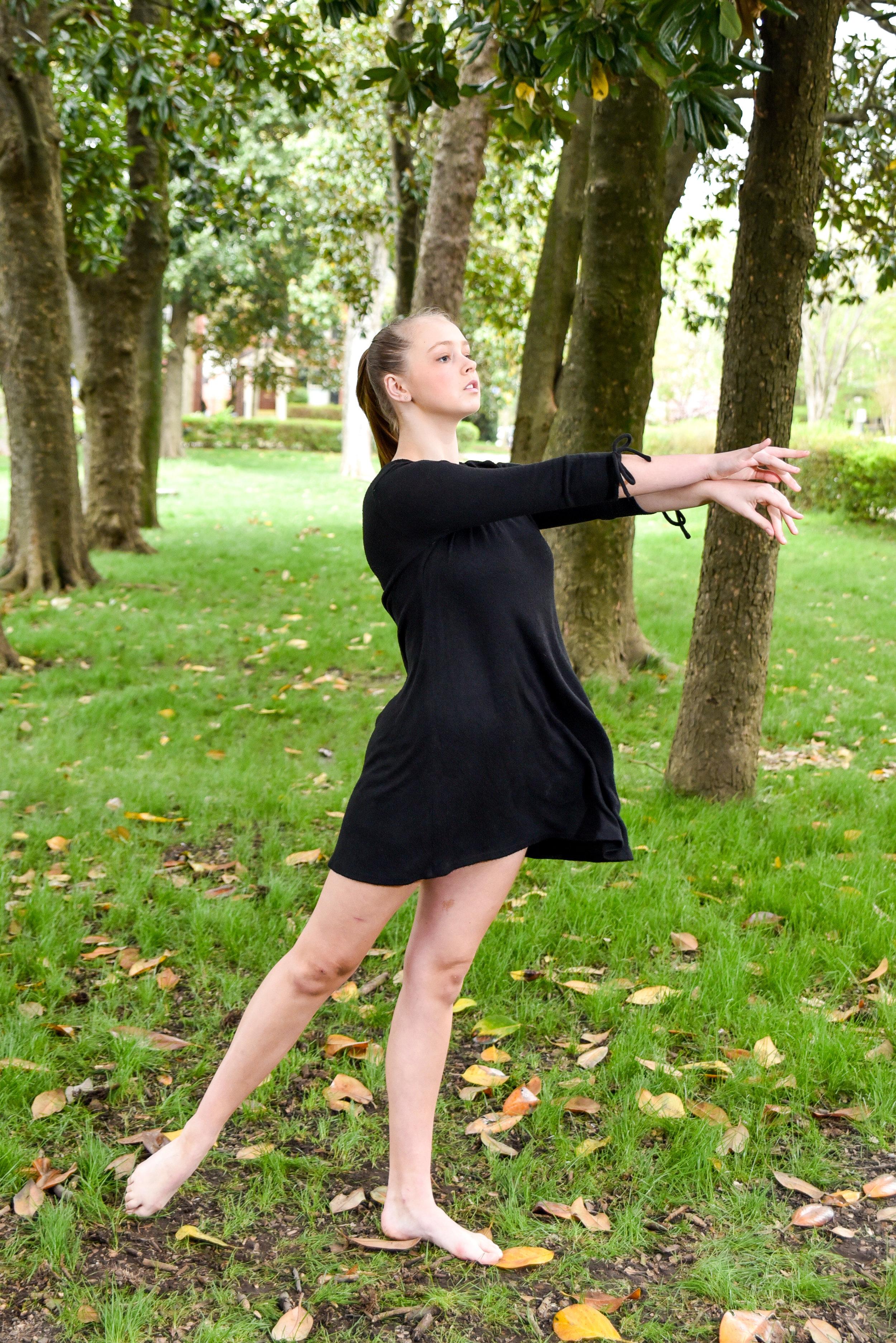 Pre-Teen Dancer