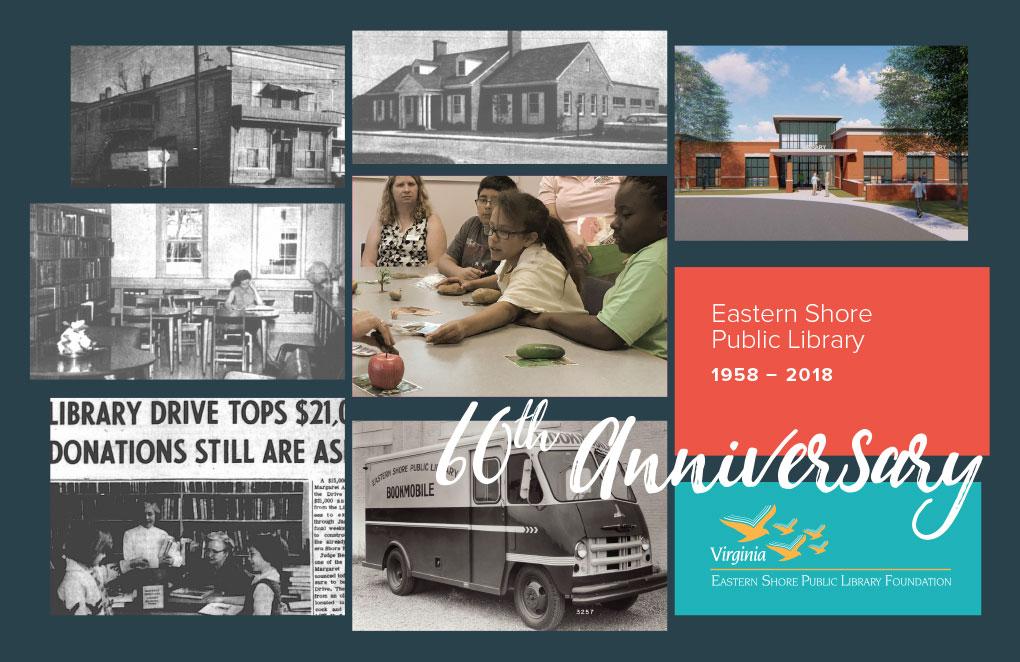 60th Anniversary Commemorative Brochure