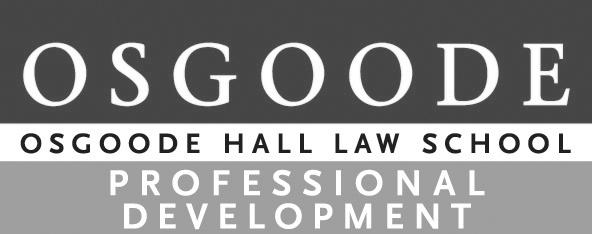 Osgoode Professional Development