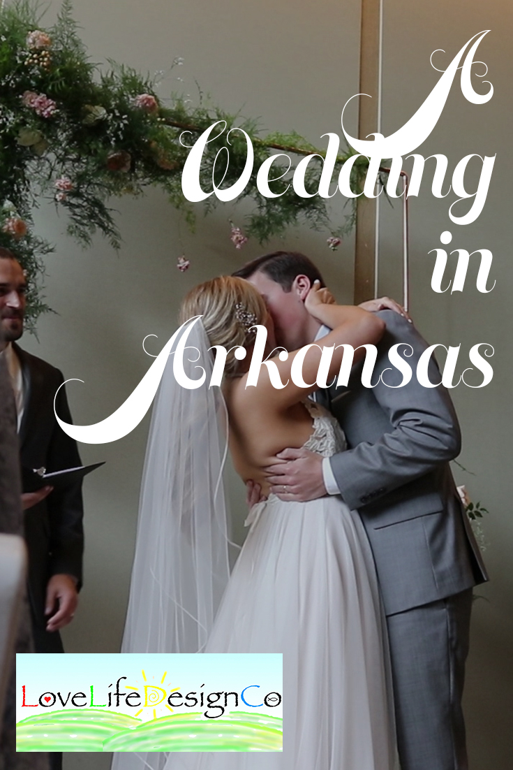 A Wedding in Arkansas