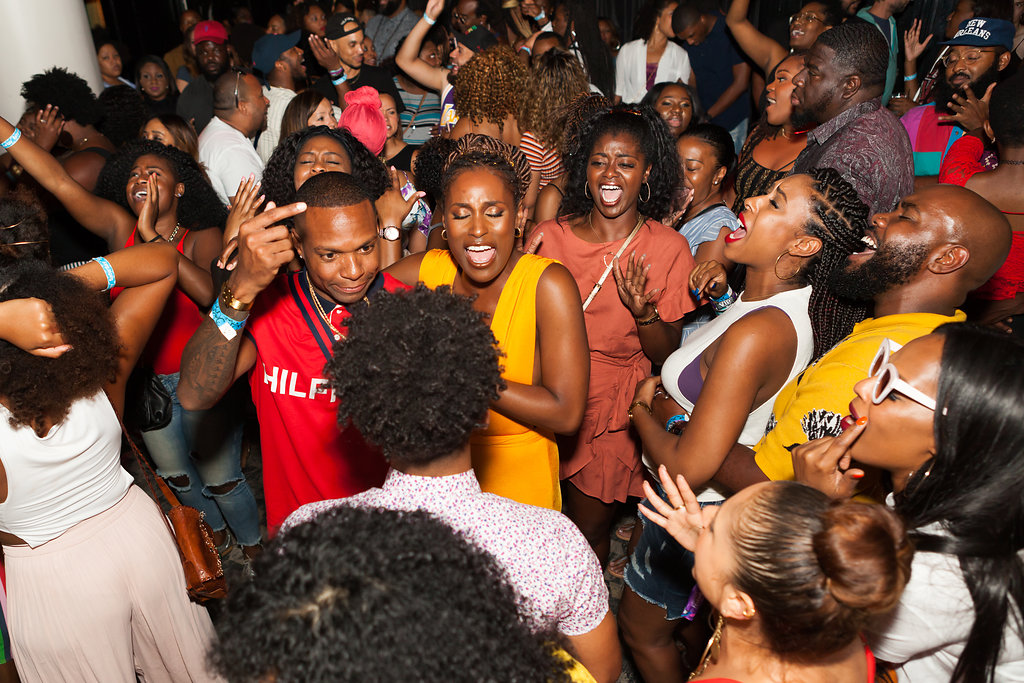 THE GROOVE: R&B ALL NIGHT (NEW ORLEANS) (07.07.18)