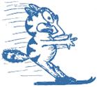 Club logo (no website)