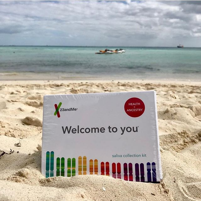 We ordered our own @23andme kits! Have you done yours yet? Comment below 👇🏼👇🏼👇🏼