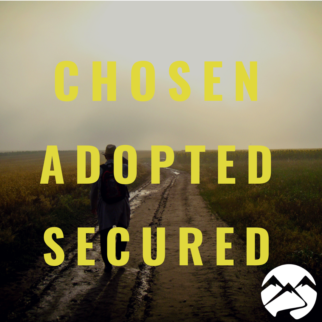 Chosen, Adopted, Secured | Ephesians 1:3-14 - Our second week exploring Paul's letter to the Ephesians brought us to what Paul believed his readers needed to understand first before moving on to the rest of the letter. For Paul, our story actually starts with God choosing us, making us his own, and giving us a permanent place in his divine family.