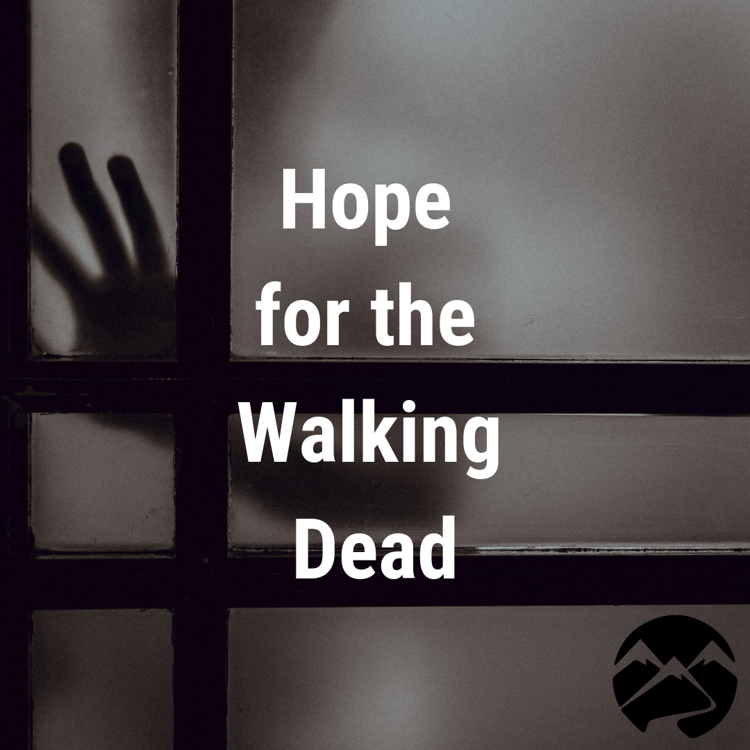 Hope for the Walking Dead | Ephesians 2:1-10 - In our fourth installment of exploring the letter to the Ephesians, we hear from Paul our terminal diagnosis: we are utterly dead. This grave news was only just final when Paul follows it with the brilliant hope of new life breathed back into our aimless corpses.