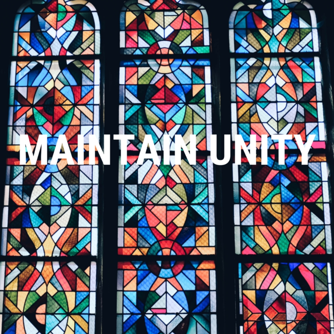Maintain Unity | Ephesians 4: 1-16 - In the eighth part of our exploration through Paul's letter to the Ephesians, Matt introduces the central argument towards which Paul has been building and from which Paul will be building for the rest of the letter: that we may live our daily lives in light of Jesus' death and resurrection. To Paul, it isn't enough to simply acknowledge Jesus' ministry and leave it at that. Jesus came and died for a grander purpose than lip-service alone; He did not come to simply build the Church. Rather, Jesus built the Church to bless the world. This passage is filled with practical wisdom for our daily lives as Paul dives even deeper into what that looks like, and how it is that the Church is supposed to accomplish such a task.