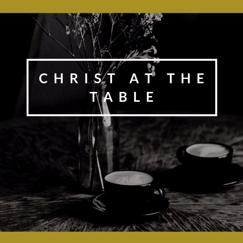 Christ at the Table | Luke 24:13-35 - In a brilliant logical proof for the evidence of Jesus' Resurrection from the dead, Paul writes to the church in Corinth (1 Cor. 15) that Jesus showed himself alive to several people, to as many as 500 at one time! While most of these interactions were not recorded into writing, some of them were, and they are all as exciting as they are amazing. One of these recorded instances can be found near the end of Luke's Gospel account and in fact concludes his motif of Jesus's food-oriented ministry. As such, it seemed only right to conclude our tour of the Gospel with this story of Jesus seated at the Table.Personally, it's one of my favorite stories of Jesus.Join us as we finish our series on Table-centered Evangelism and enjoy the shock of Jesus' disciples meeting their Living Lord for the first time!