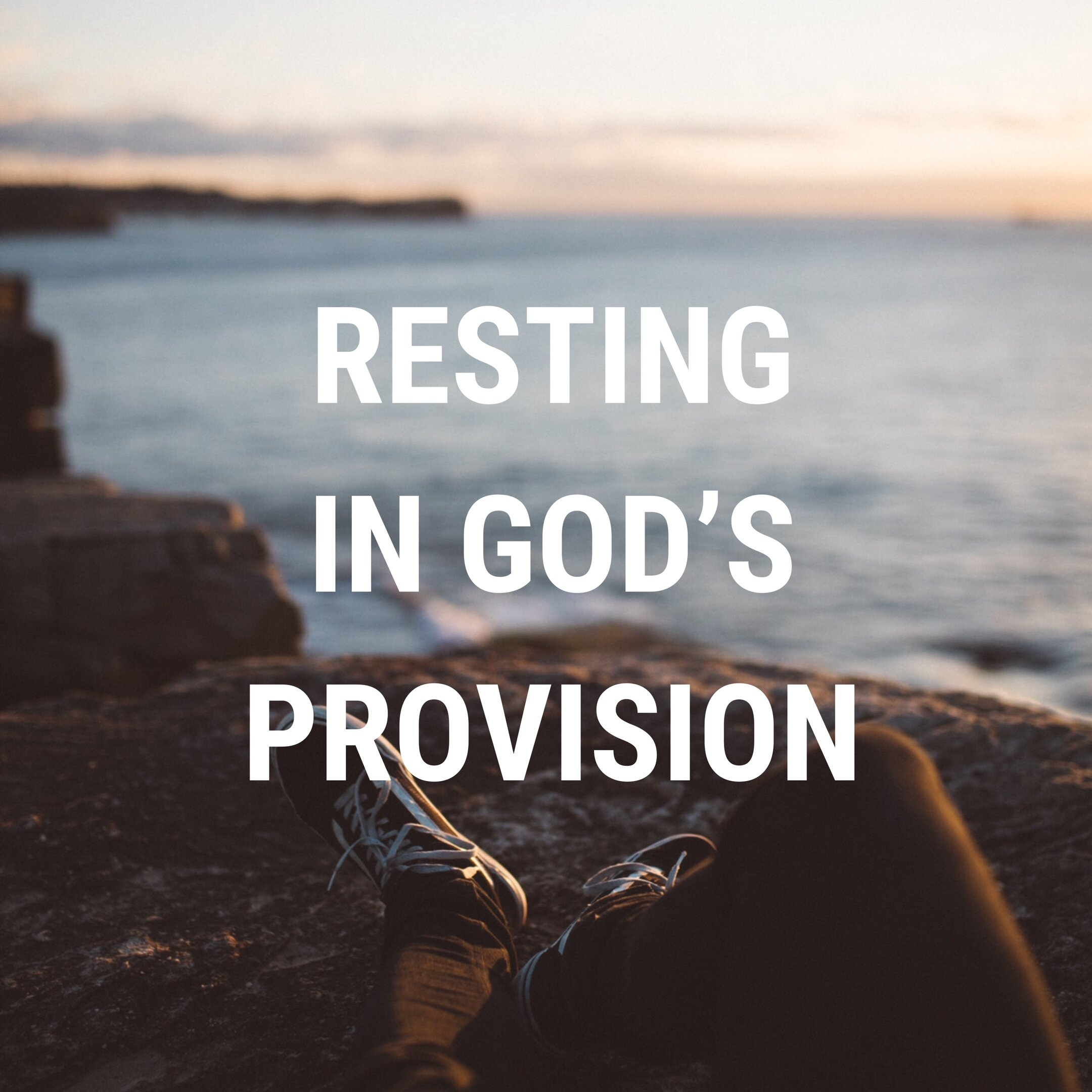 Resting in God's Provision | Exodus 17:1-7 - As the Summer rush began to wane, and the next season of study grew closer, Sojourn Church took a month-long pause of operation to consider what godly rest looks like. We even took a week off to actively practice the idea of godly rest and made space for a local concert that some local church's had organized for the community. This sermon comes as part one of two teachings given during this pause. Exodus 17 might not come to mind at first when initially considering places of great rest in the Bible. By this point the people of Israel are all but totally stranded in the desert and on the verge of insurrection against Moses and the God who dragged them out of their comfy homes in Egypt. The people were so turned off from the environment around them that they failed to put their trust — that is, their rest — in the God who had broken them out of slavery to bring them into His promised land with him. This passage, then, serves as a potent object lesson in trusting the Lord for the provision we need, in order to fully rest in our lives.