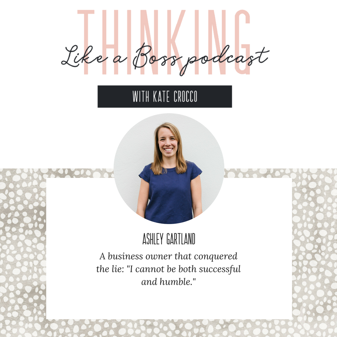 Ashley Gartland works with successful women in business who feel like hot messes behind the scenes. She helps them simplify their business and build a stronger foundation so they can experience more growth and fulfillment in their work and more freedom in their life. Ashley has been an entrepreneur since the age of 22, when she got her start as a freelance food writer.