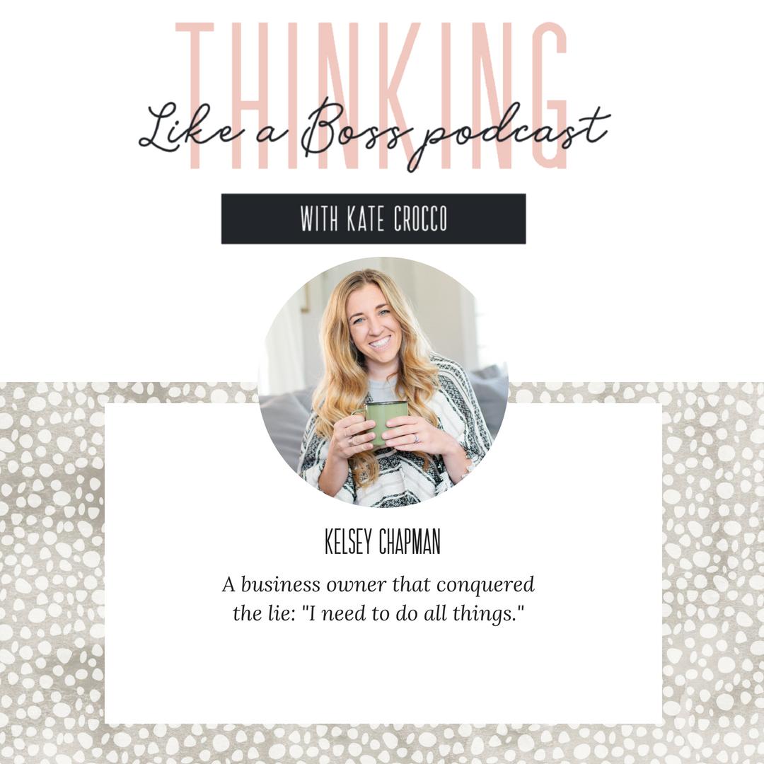 Episode #3: Kelsey Chapman