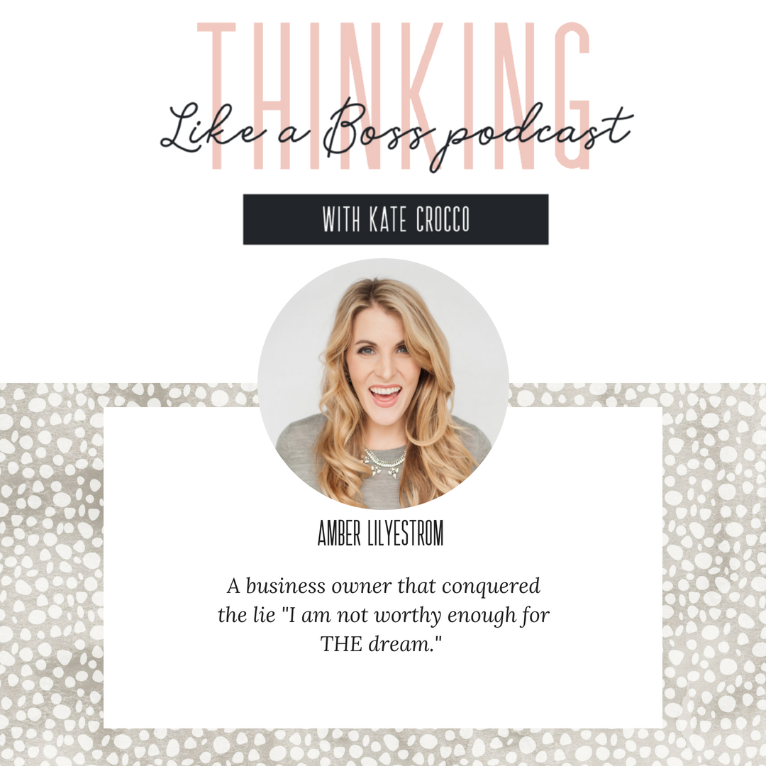 Amber Lilyestrom is a branding strategist, business performance coach and speaker empowering women to position themselves as sought-after experts and thought leaders in their niche through social media, engagement marketing and the creation of an online brand presence. She's worked with thousands of women, building a multiple six-figure business from home while being present for her daughter every day and recently retiring her husband from his 11-year police career to welcome him to the business.