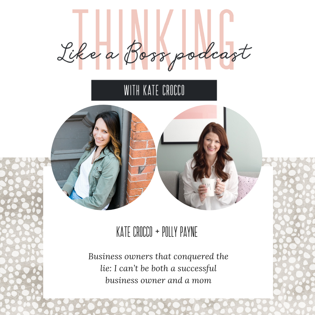 Episode #23: Kate Crocco + Polly Payne