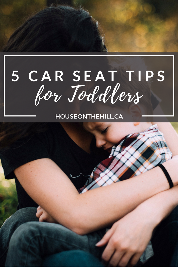 5 Car Seat Conflict Tips for Parents with Toddlers