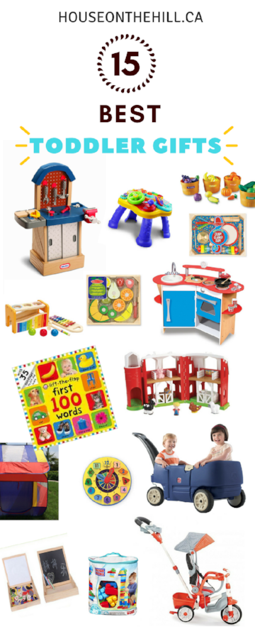 Best Toddler Gifts 2016