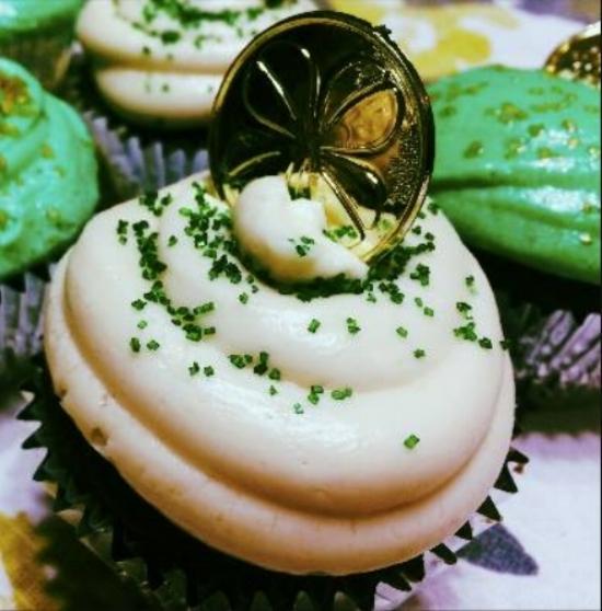 Luck of the Irish Cupcakes