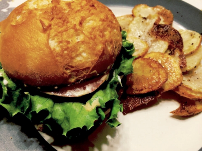 Poultry Burger with Homemade Chips.jpg