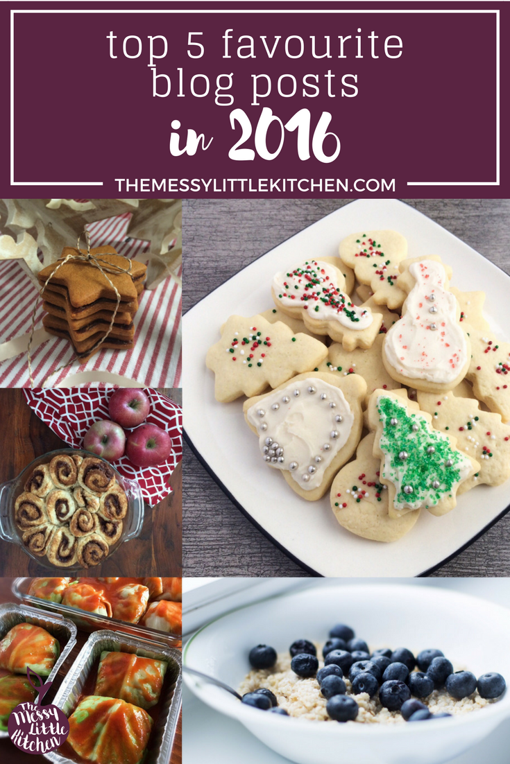 Favourite Blog Posts in 2016 | House on the Hill
