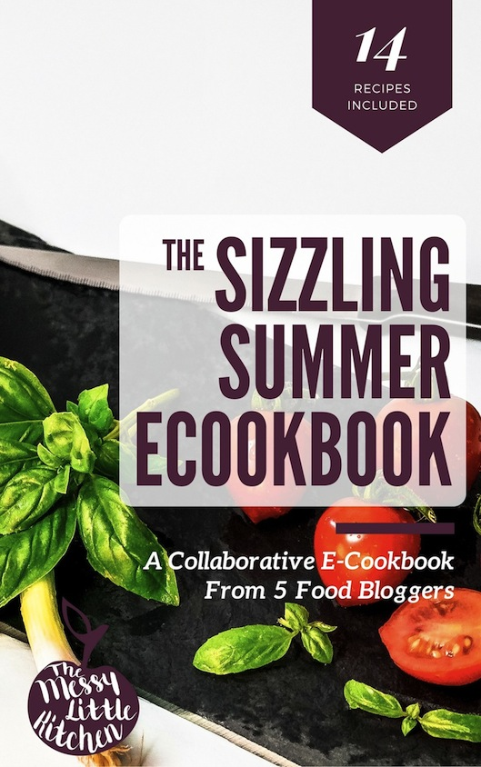 Free Summer E-Cookbook