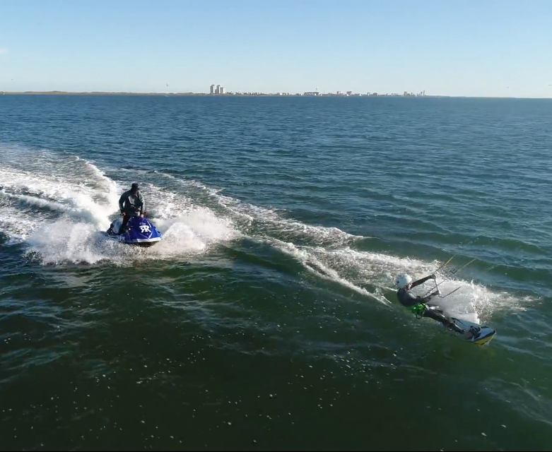 Extending Rides with jet ski support