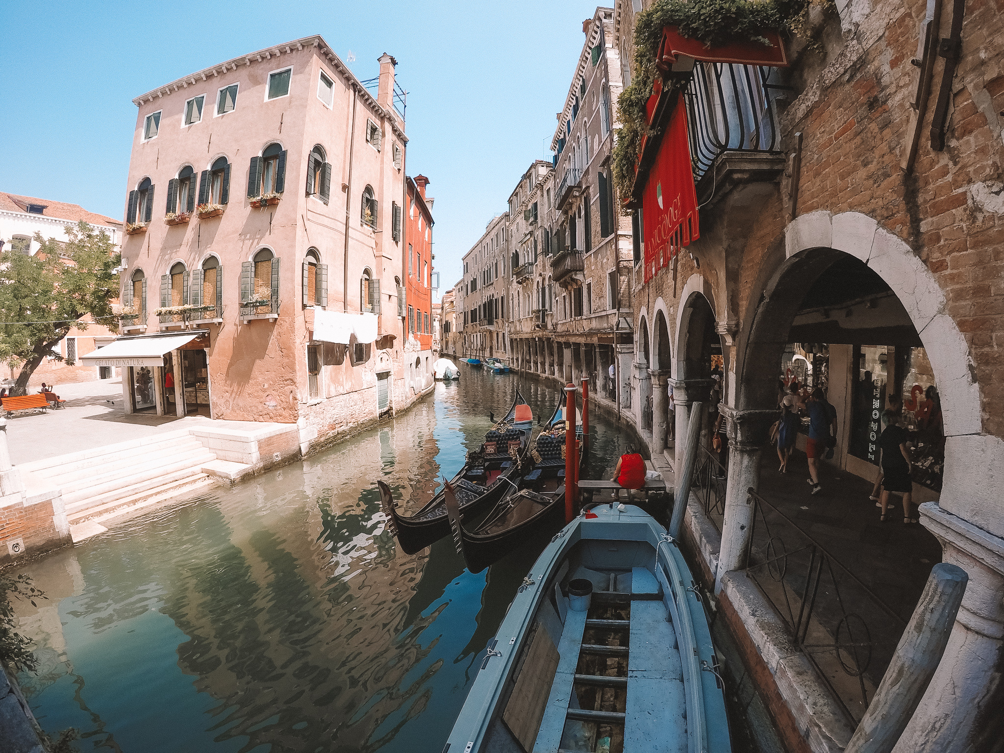 Photo Journal: Exploring the canals of Venice, Italy