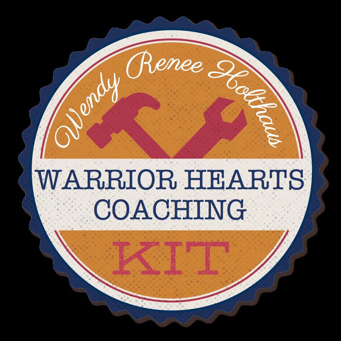 Wendy Renee Holthaus Warrior Hearts Kit