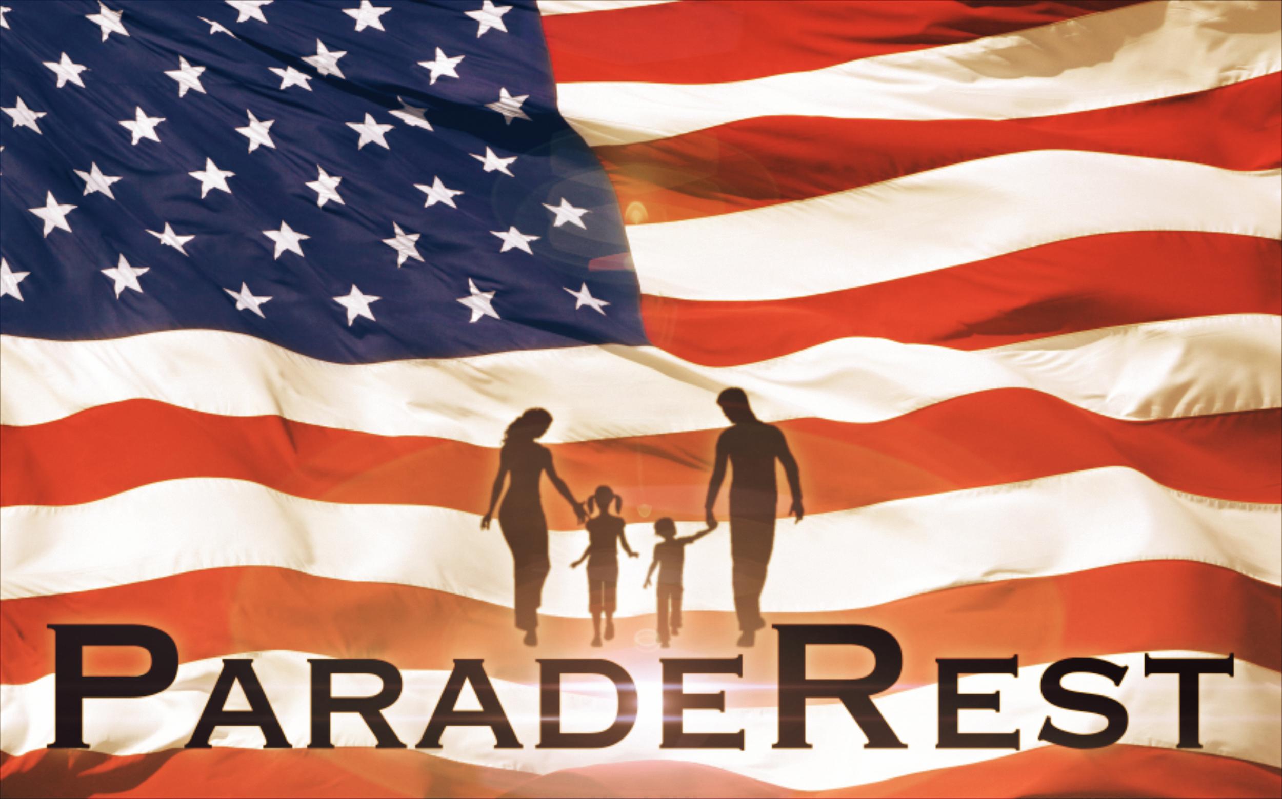 ParadeRest Logo